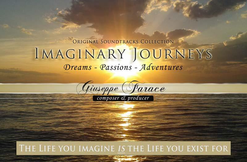 Tutta la musica da film di Giuseppe Farace scritta per Imaginary Journeys